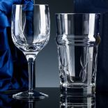 Wine & Beer Glass His & Hers PERSONALISED Set ref BWPR
